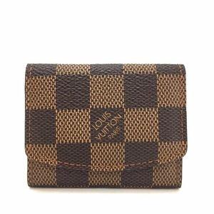 Louis Vuitton Jewelry/Cuff Link Storage TravelCase